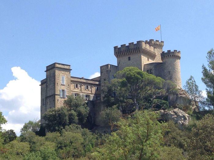 Les Baux De Provence Château France