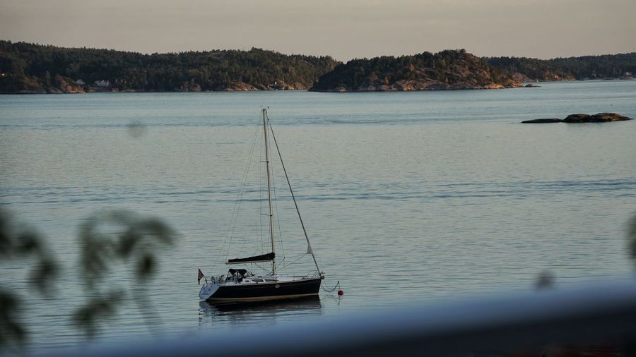 Nautical Vessel Water Outdoors Day Floating On Water No People Nature Astrology Sign Nofilter