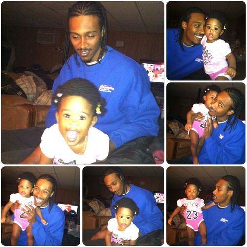Fun Time With Her Daddy