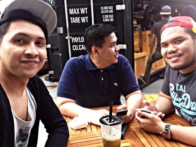 Damansara Hangout Gossip Men Protrait