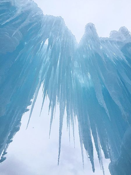 IceCastles Ice Lincoln Cold Iceicles