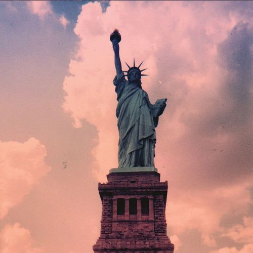 Statueofliberty Manhattan Newyork Missthis Cityscape United States Of America NYC Photography NYC Loveit