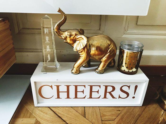 Golden Cheers