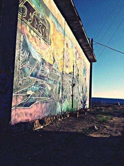 Graffity Streetart