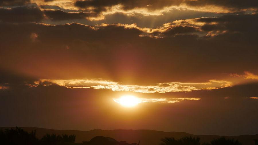 Eye Sky Cloud -