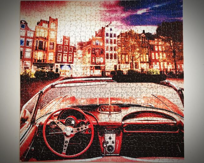 Puzzle 🧩 Puzzle Time Puzzle  Auto Post Production Filter Transfer Print Glasses Indoors  Car Motor Vehicle No People Red Sunglasses Architecture Close-up Human Representation Glass - Material Graffiti Mode Of Transportation Vehicle Interior Day Mural My Best Photo My Best Photo