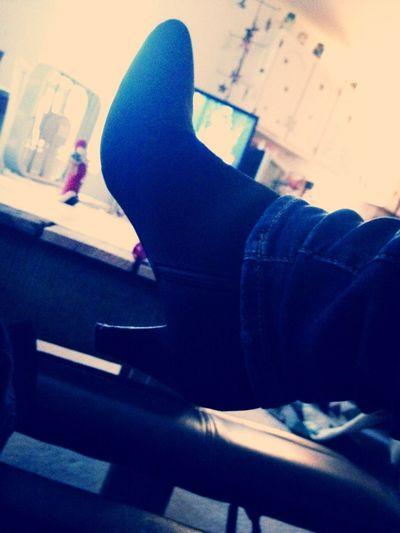 heels (;