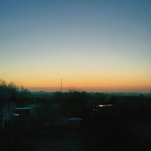 Morning Morning Sky