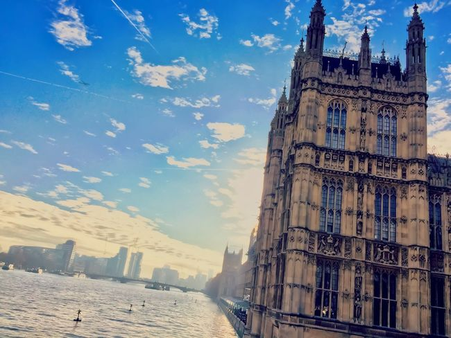 Architecture Sky River London Westminister Bridge  WestministerAbbey Be. Ready.
