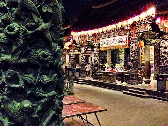 美麗的石柱 Temples Chinese Art Sculpture