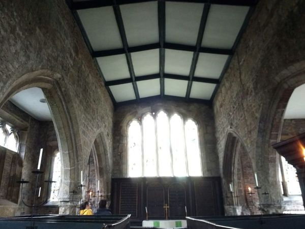 Architecture York Medieval Architecture Medieval Church Goodramgate Holy Trinity Church Archade Church Church Architecture