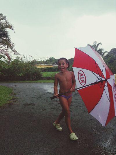 La pluie fait des heureux ? Enjoying Life