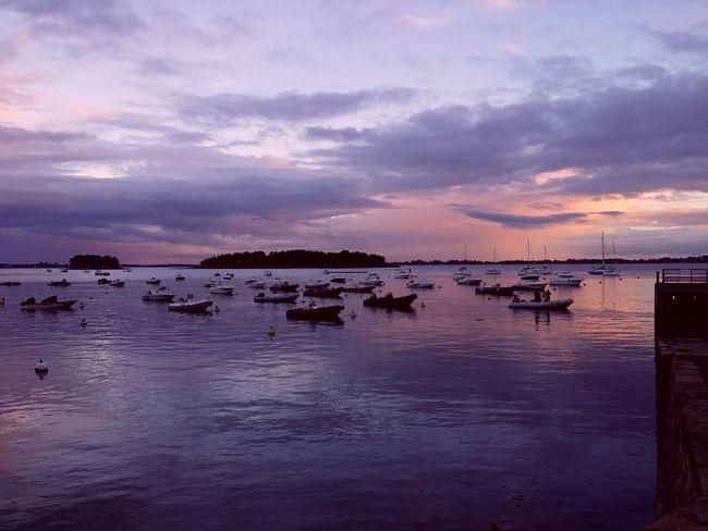 Sunset Reflection Sea Nature Landscape EyeEm Masterclass Shootermag My Favorite Place Eyeem Collection Fine Art Photography