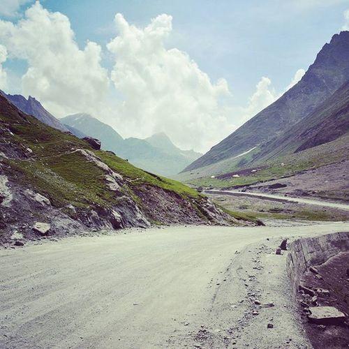 into the wildTravelling Doyoutravel Intothewild Mountains alonetime photographyislifee kargil leh ladakh