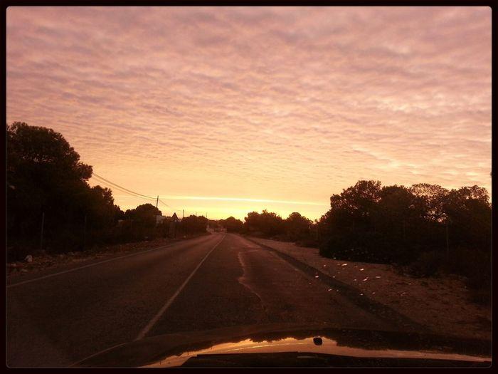 nubes esponjosas.. Nature