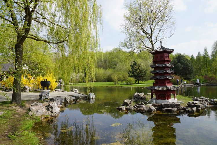 The sound of silence NoEditNoFilter Gärten Der Welt Japonesegarden Peaceful Meditation