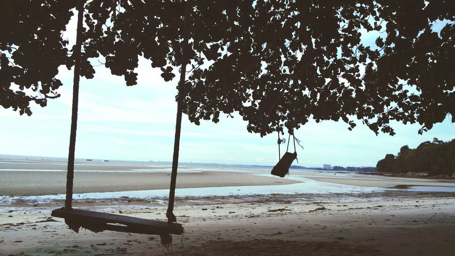 Beach Lonely