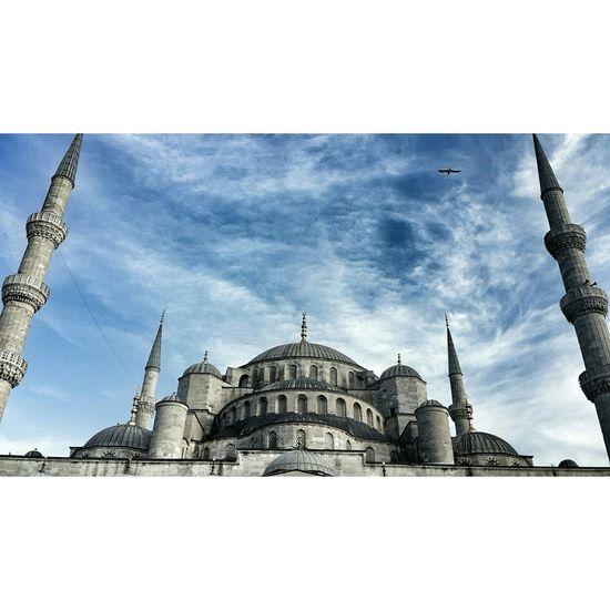 Sultanahmet Camii Namazvakti Istanbul Turkey SultanAhmetBlueMosque Sult Mobile_photographer Mobilephotography
