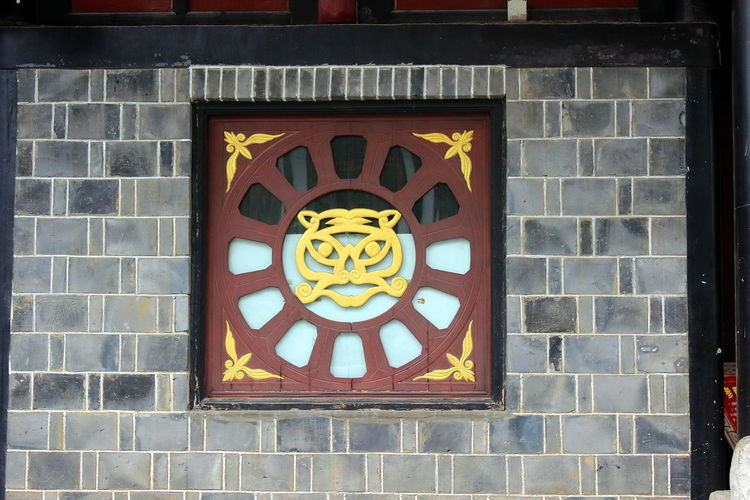 Ancient Architecture_collection Building Exterior Buildings Design Heritage Heritage Site Heritagesite HeritageVillage Monumental Buildings Things I Like Window Designs Windows Oriental Muesum Colourful Tourism China China,Guizhou Wood Carving
