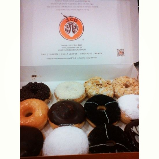 Jcodonuts Donuts