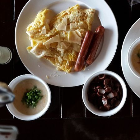 Breakfast~~