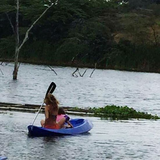 One Person Full Length Kayak Water Lifestyles Nautical Vessel Leisure Activity Oar Real People Day Nature Outdoors Beauty In Nature People Rowing Adult Adults Only