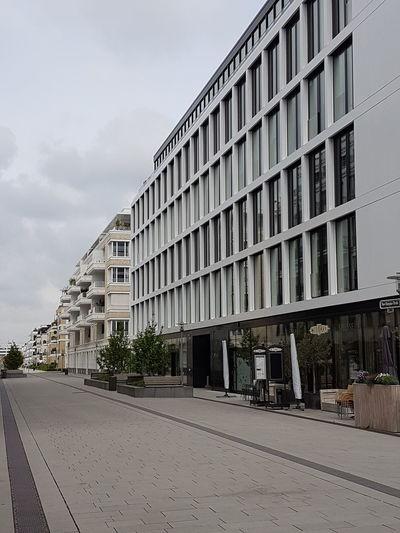 Belsenplatz Architecture Düsseldorf