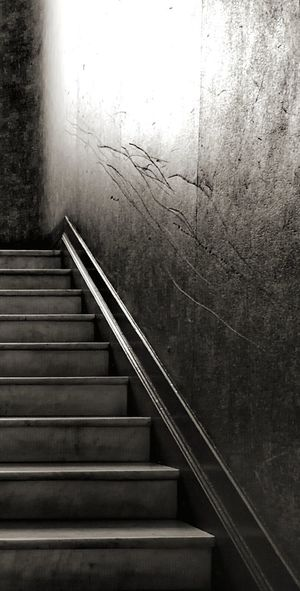 Staircase Steps Steps And Staircases Indoors  No People Architecture Day Omicide Horror Horror Photography Macabre