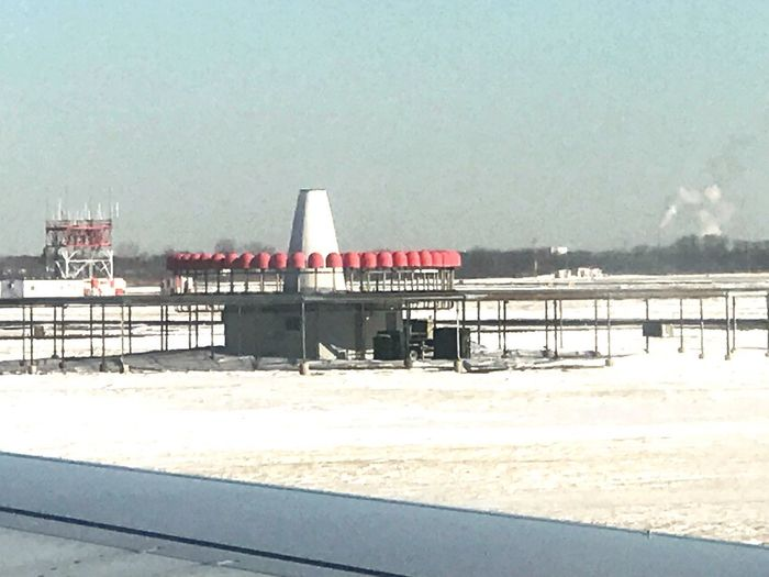 Antenna Vor JFKAirport Aviationphotography Aviation Built Structure Architecture