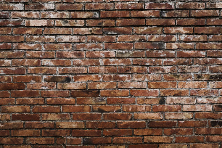 Brick Wall Brickwall Wall Architecture Background Backgrounds Brick Brick Building Brick Wall Bricks Brickwork  Brown Building Exterior Built Structure Close-up Construction Material Day Full Frame No People Outdoors Pattern Rotting Stone Material Textured  Wall - Building Feature