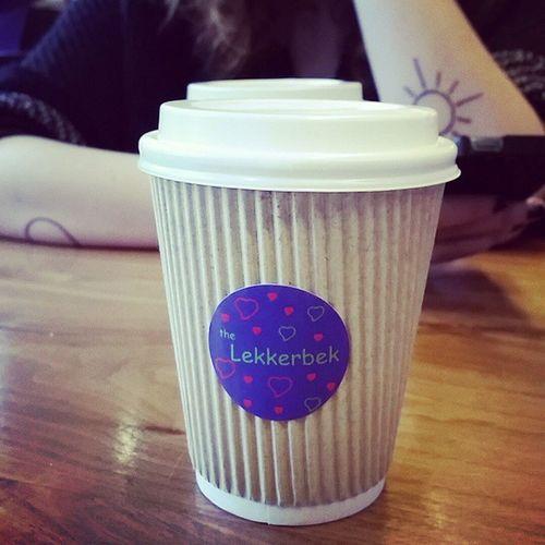 Lekkerbek Coffee Fulham Almostatechstudent London @marthadons Tattoos