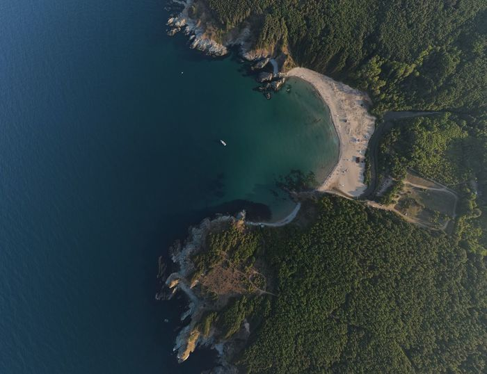 The bulgarians southernmost beach