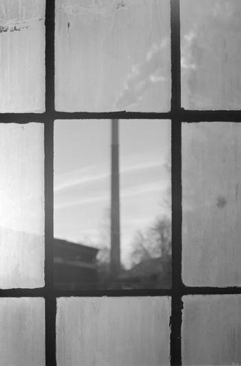 Blackandwhite Window Blurry Analogue Photography