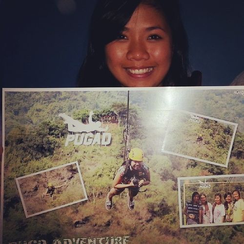 I got my hard Copy! What an adventure! At PugadAdventure :)