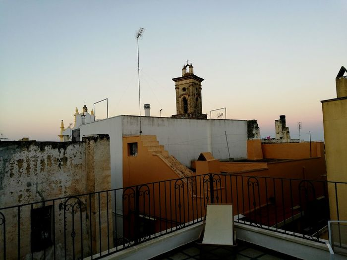 Italy Sunset No People Outdoors Architecture Sky Church Architecture Salento Puglia Salento, Italy Matino Terrazza romantic Lighthouse