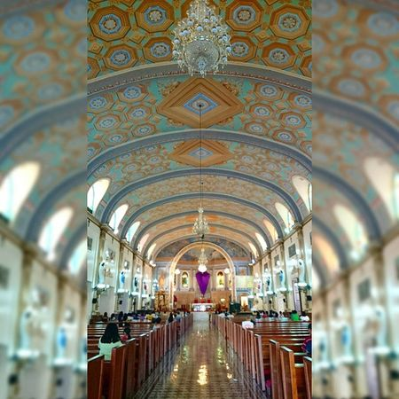 14 of 14 Saint Ferdinand Cathedral - Lucena [built in 1881] || Via Crucis 2015 . . . Lent2015 Viacrucis Church Heritage themanansala