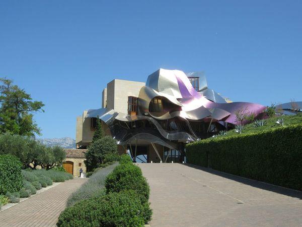 SPAIN Bodegas Marquesderiscal Larioja Wine Arquitecture Guggenheim Travel Photography Taking Photos