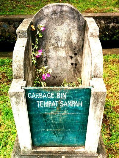 Garbage Bin Bali Charms