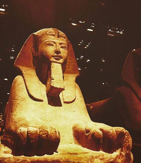 Museo egizio di torino 29/02/2016 Sfinx Sfinge Enigma Guardian