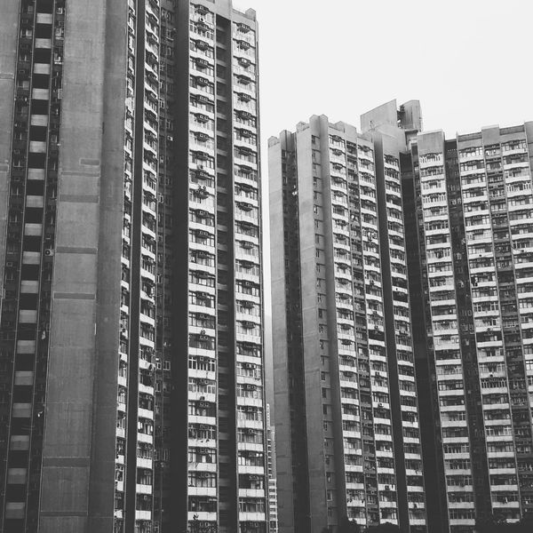 Cityscapes Old Buildings Hong Kong OpenEdit