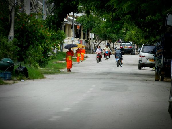 LAO Laos Luangprabang Asian  Streetphotography Monks Buddhism Buddhist Monks Scenics Exploring Outdoors Bagpacking Trip ASIA Mekong People Watching Thinking About Life People And Places