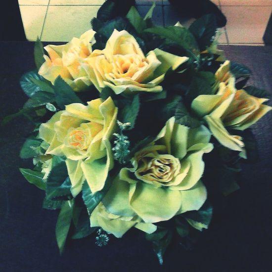 Flower Arrangement Tbt ❤