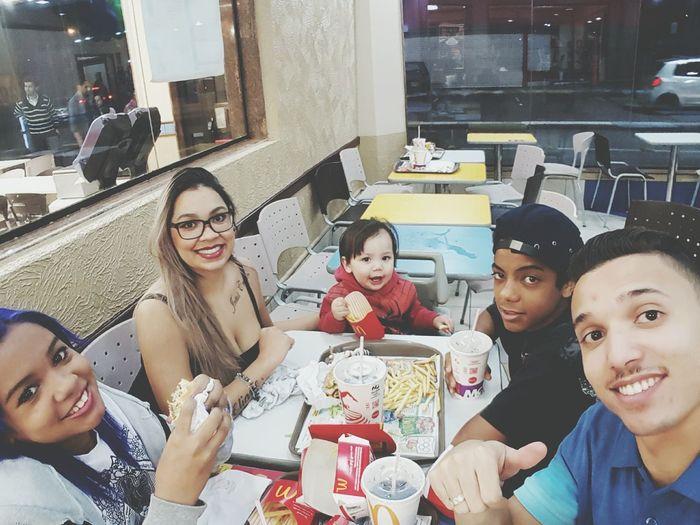 Mcdonalds Mcfeliz Saopaulocity Sao Paulo - Brazil Family
