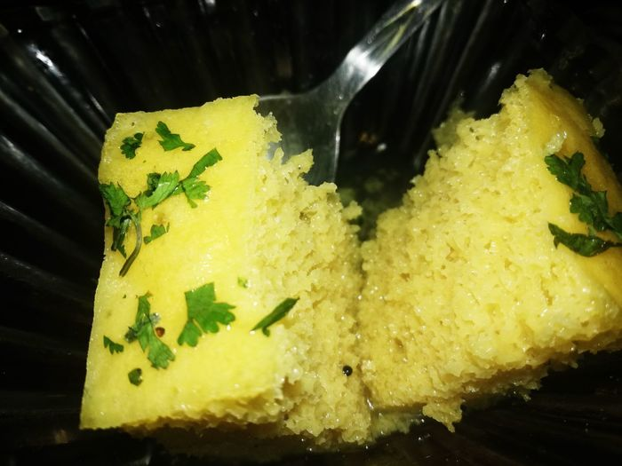 Dhokla Yellow