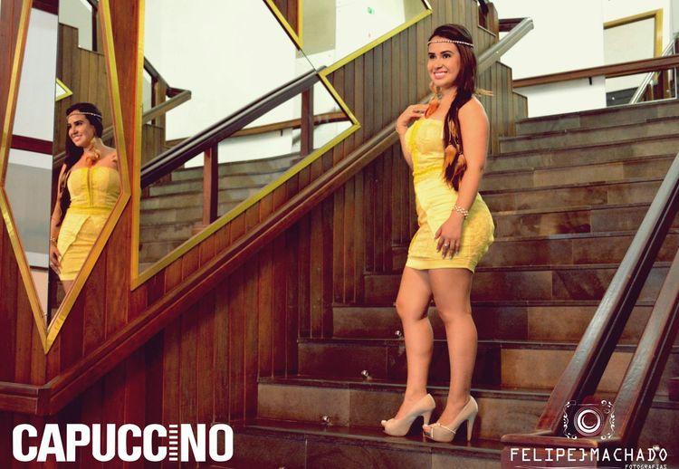Ensaio de Moda para loja Capuccino Dalla. ❤ Goodnight Photography Model Fashion Style Stylish Lifestyle Moda Pictureoftheday Love It
