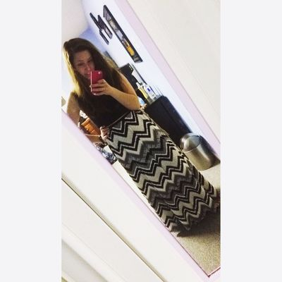 Finally finished 💃🏼👗 Teen Selfie Girl Summer Dress Fashion Blackandwhite