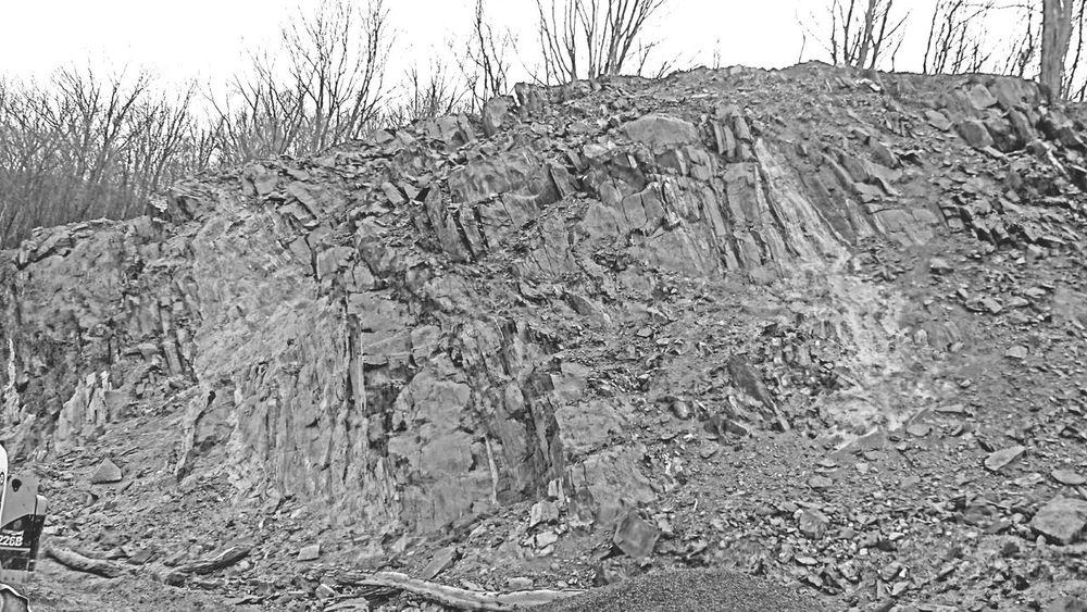 Mountain Mining Taking Photos