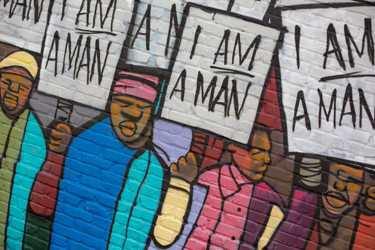 Graffiti Martin Luther King Architecture Art And Craft Backgrounds City Close-up Communication Creativity Day Design Full Frame Graffiti Multi Colored No People Outdoors Pattern Social Issues Street Art Text Variation Western Script