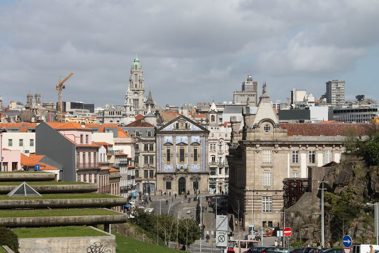 Architecture Building Exterior City Cityscape Day Frainf No People Oporto Outdoors Portugal Sky Travel Destinations Tree