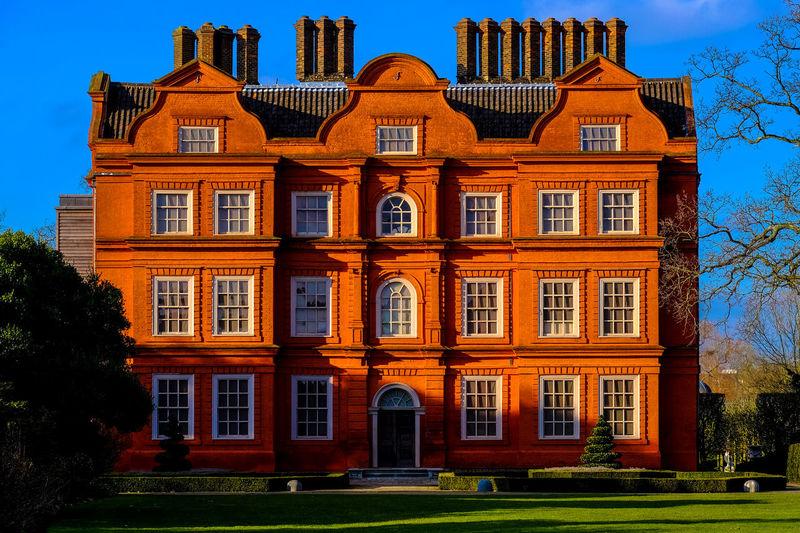 Architecture Kew Gardens Kew Palace London Outdoors